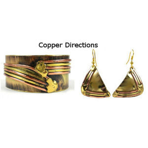 Jewelry - Copper Directions